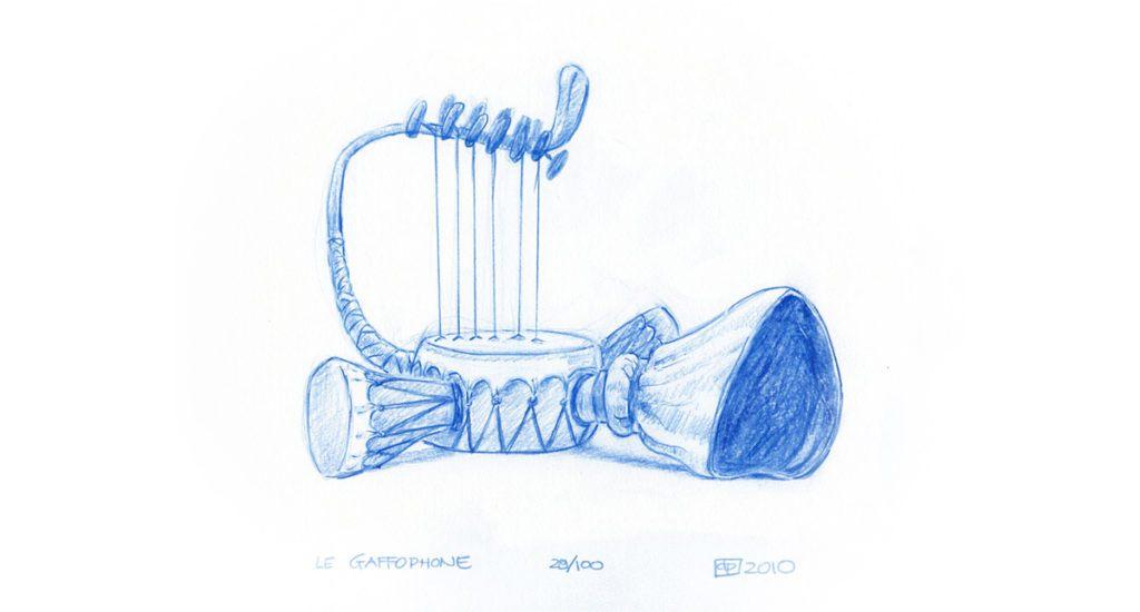 gaffophone