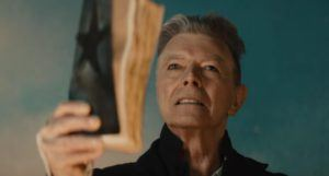 black star david bowie icm