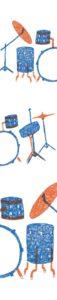 batterie instruments ICM musique
