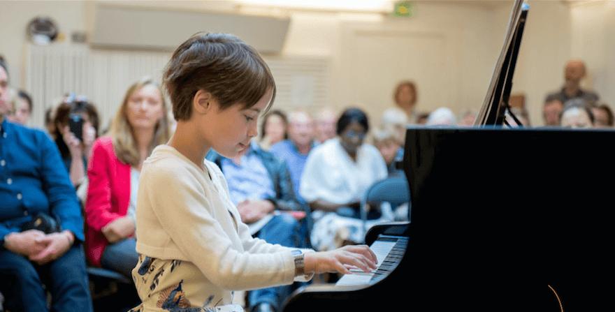Concert d'élèves 2
