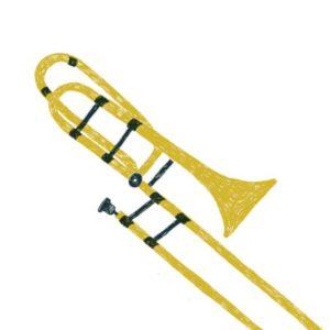 trombone instruments ICM musique