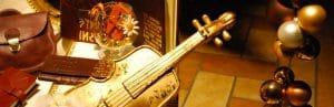 noël instruments de musique