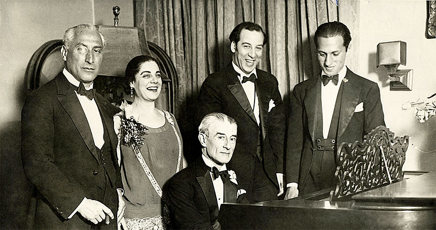 georges gershwin ravel