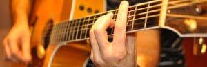 guitare barré