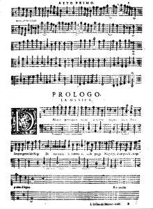 Prologo Monteverdi